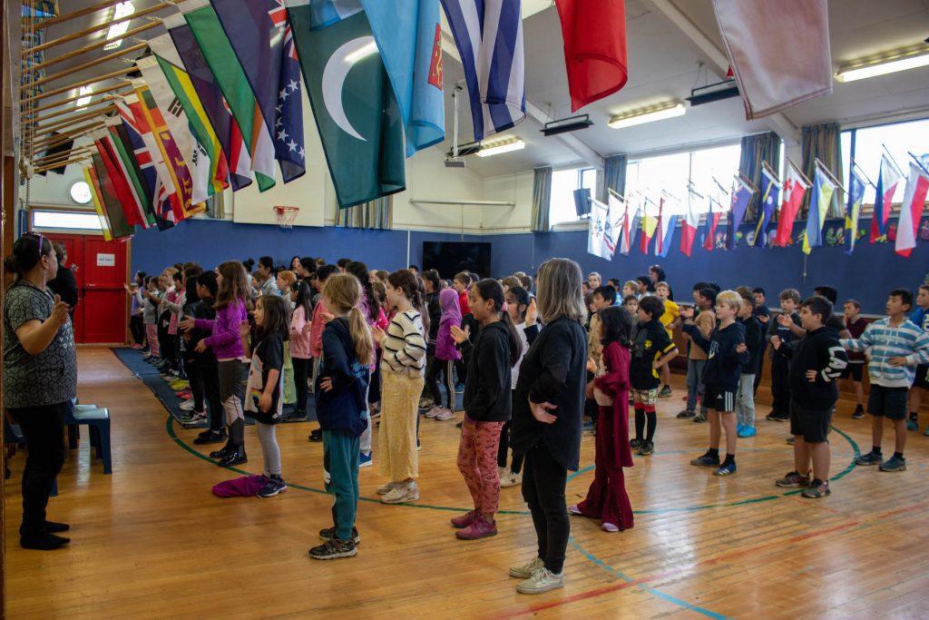 Sustainability, West Park School